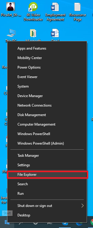 where are my documents windows 10