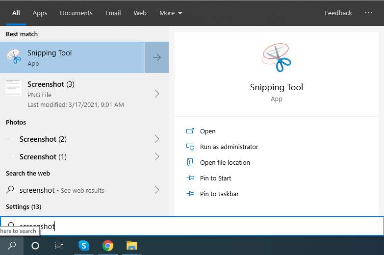 how to find a file in windows 10