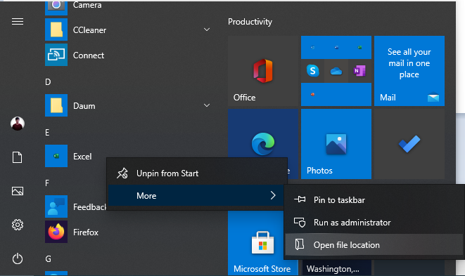 how to start a program automatically in windows 10
