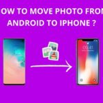 how to move photo from android to iphone