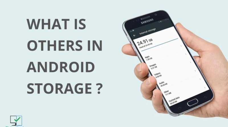 what is others in android storage