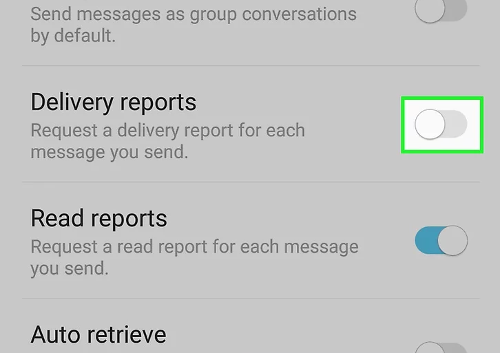 how to see when someone is typing on android