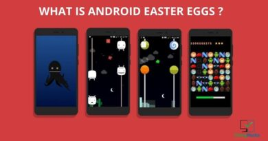 what is android easter eggs
