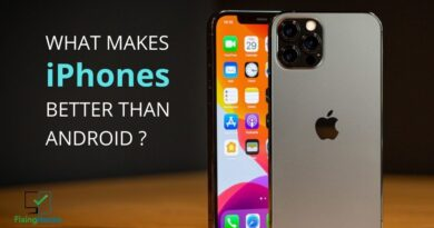 what makes iphones better than android