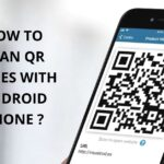 how to scan qr codes with android phone