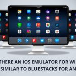 Is there an iOS emulator for Windows similar to BlueStacks for Android