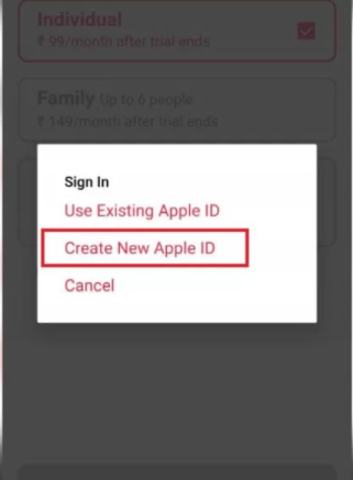 How To Make Apple Id On Android