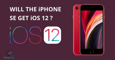 will the iPhone SE get iOS 12