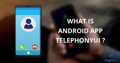 what is Android App TelephonyUI
