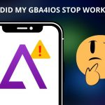 Why did my GBA4iOS stop working when it was before?